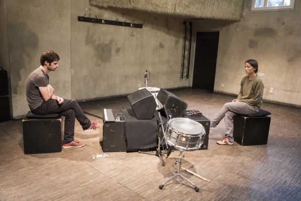 Ausland experimental music in Berlin