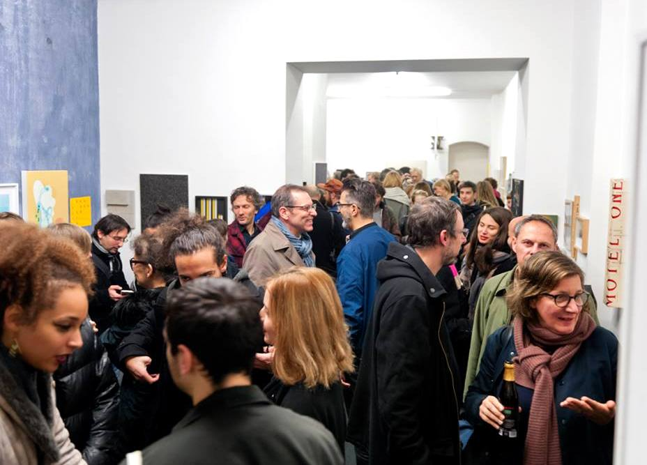 "LAGE EGAL, Exhibition ""ENDE NEU"""