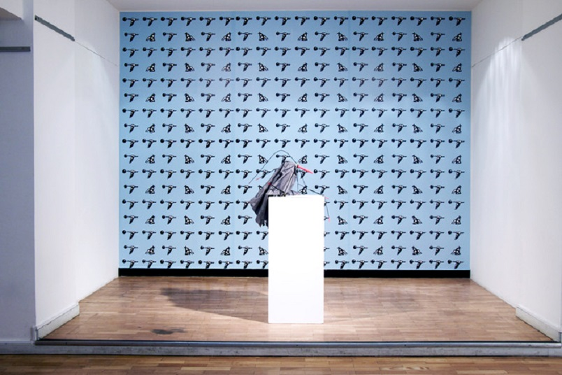 Markéta Magidová artist in residence in partnership with AIR Futura Prague