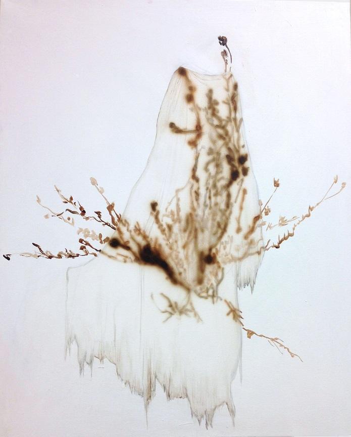Artist Hanna Kanto Arenaria norvegica, 2016, 102x83cm