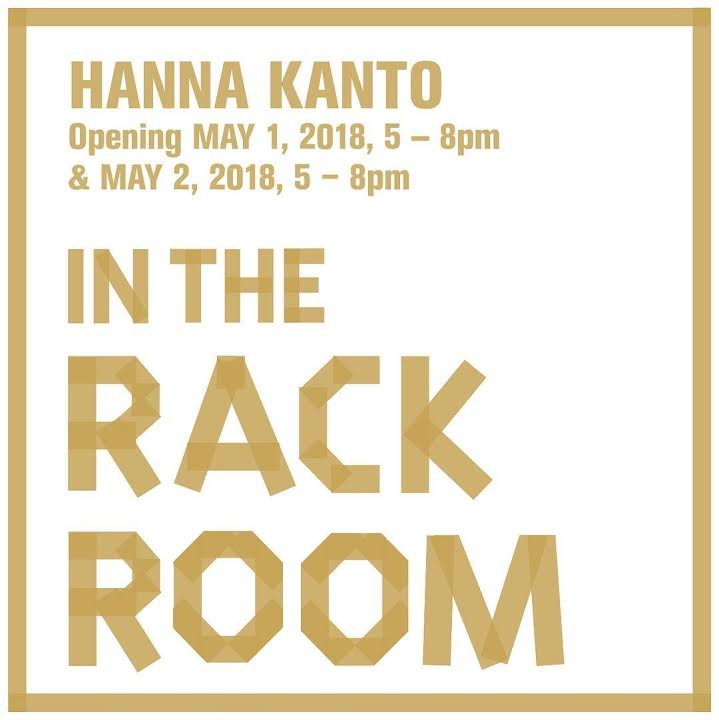 In_the_rack_room_Hanna_Kanto_exhibition Lage Egal Berlin