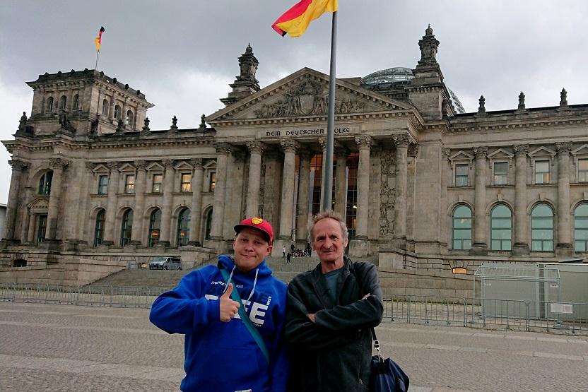 Reichstag Berlin miserart