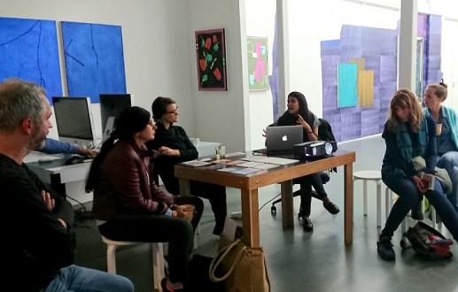 TIFA Working Studios lage egal presentation Trishla Talera
