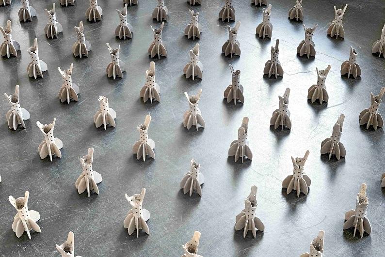 4. Naarmankaira installation (© Titus Verhe 2017) Sanna Kortaniemi