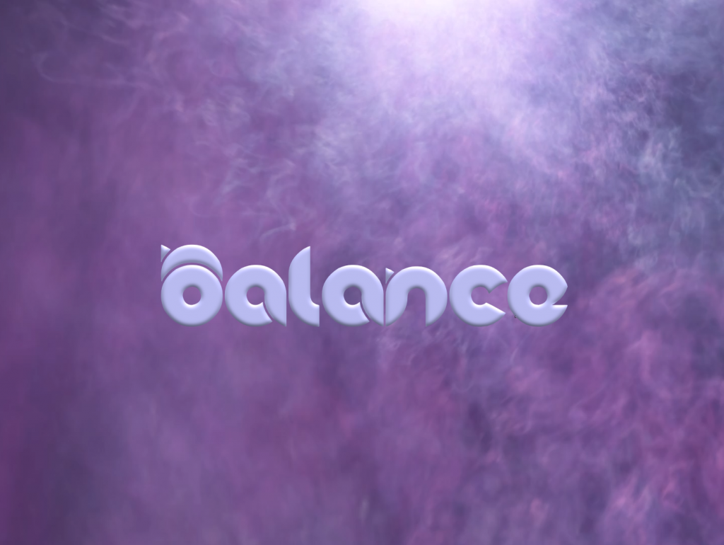 balance-The Glad Scientist
